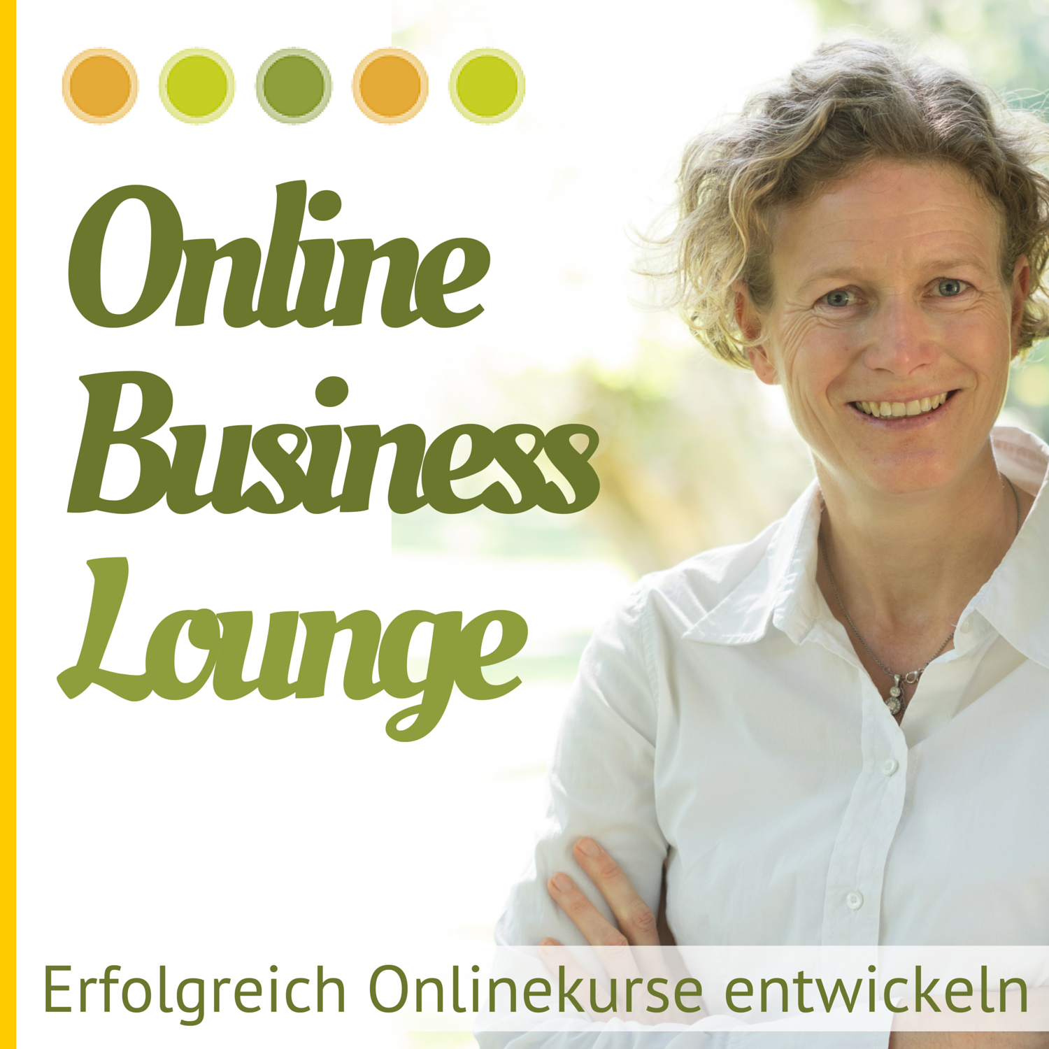 Online-Business Lounge - von Marit Alke